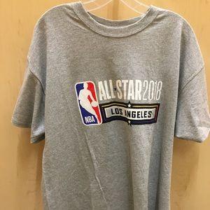 NBA Allstar T-shirt Los Angeles